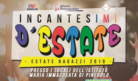 Pinerolo. Estate Ragazzi 2019 all'Istituto Maria Immacolata
