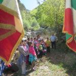 [Photogallery]. La scuola di Roure ricorda i partigiani caduti alla Roussa