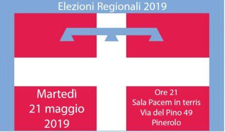 Martedì 21 maggio le associazioni ambientaliste incontrano i candidati alle Regionali