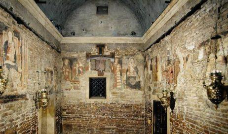 Le TRASLAZIONIDELLA SANTA CASA DI NAZARETH SINO A LORETO. Parla il prof. Giorgio Nicolini