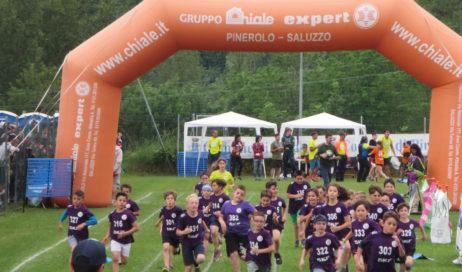 [Photogallery]. Miniolimpiadi a Pinasca più forti anche del meteo