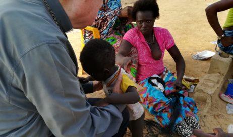 Emergenza profughi in Burkina Faso. Parla monsignor Debernardi