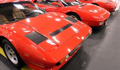 Torino. Le vetture più belle al Parco Valentino Motor Show