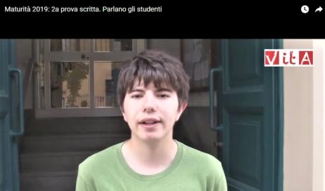 [ video ] Maturità 2019. Parlano gli studenti di Pinerolo