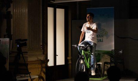 """Cumiana. Col """"Teatro a pedali"""" gli spettacoli sono ecologici"""