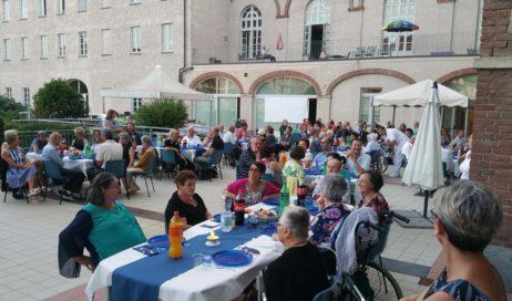 Pinerolo. Cena di beneficenza alla Casa dell'Anziano