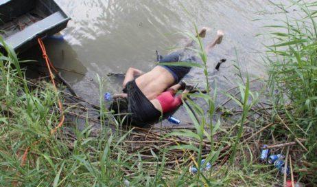 """Papà e bimba annegati in Messico. Morcellini (Agcom): """"Una foto simbolo urtante può risvegliare nostra umanità"""""""
