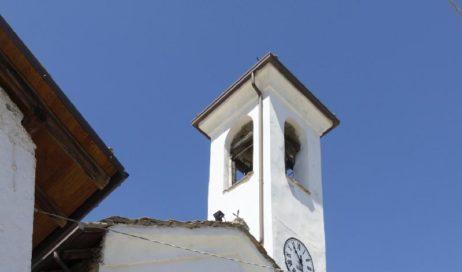Pragelato. San Giovanni al Grand Puy