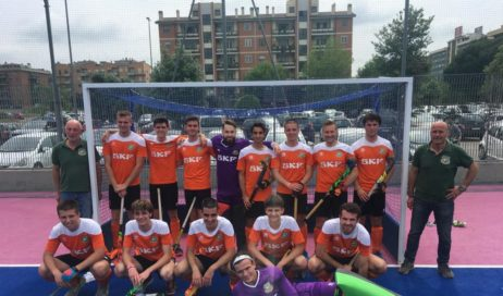 Villar Perosa. Un ultimo obiettivo per l'Skf Hockey Prato Valchisone