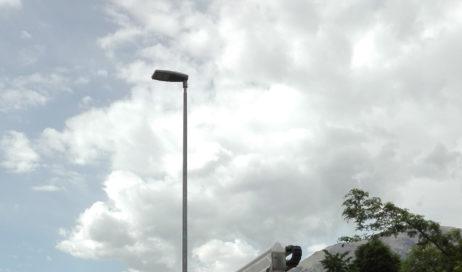 Inverso Pinasca. Ritorna il lampione a Chianavasso e luce fu