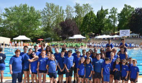Perosa. Buoni risultati e divertimento per la Libertas Due Valli al campionato nazionale di nuoto Libertas