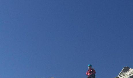 Prali. Ritrovata la salma di un'escursionista sotto il passo Boucie