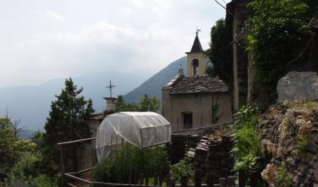 Pinasca. A Tagliaretto per San Giovanni pranzo e messa