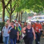 [Photogallery]. Pellegrinaggio a piedi al Santuario Madonna delle Grazie