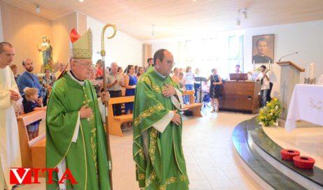 [ photogallery ] 20 anni di messa per don Lovera
