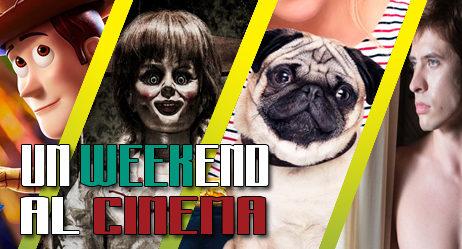 WEEKEND nei cinema di Pinerolo. L'estate all'insegna di dolci cuccioli ma anche di terribili bambole