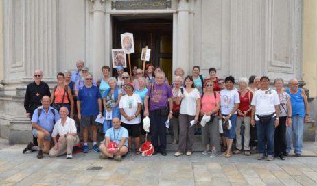Il 13 luglio l'annuale Pellegrinaggio a piedi a San Maurizio