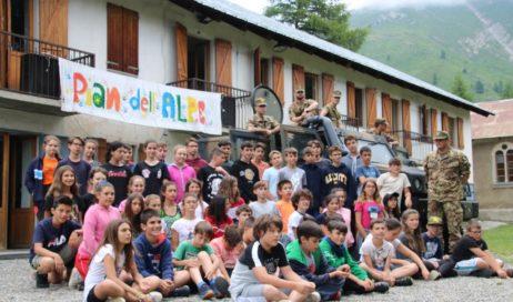 Alpini e Salesiani: una collaborazione vincente