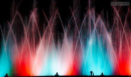 """Cavour. Per San Lorenzo al posto dei fuochi """"fontane danzanti"""""""
