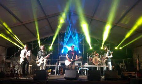 Perosa Argentina. Wood Rock Festival al Parco Gay