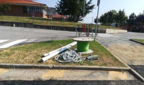 Frossasco. Il comune non intende spostare l'antenna per la banda ultra larga dall'area scuole