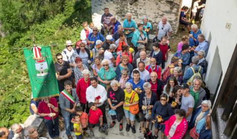 Fenestrelle. Festa patronale di Sant'Anna al Puy