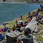 [Photogallery]. Altre immagini del vescovo Derio al Lago Verde