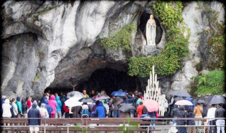 Lourdes: il miracolo è esserci