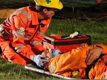 Cumiana. A settembre nuovo corso per soccorritori della Croce Verde