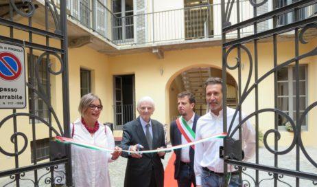 """Pinerolo. Inaugurato il Social Housing """"Casa Annalisa"""""""