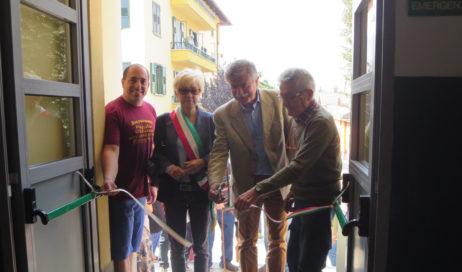 [Photogallery]. Inaugurate le mostre di Poggio Oddone a Perosa
