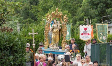 [ photogallery ] Roletto in festa per la Natività di Maria