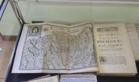 Pinerolo. Cartografie antiche in mostra alla biblioteca Alliaudi