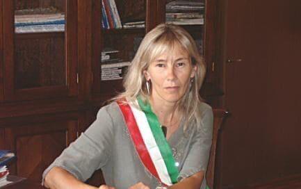 Piscina ha salutato l'ex sindaco Edda Basso