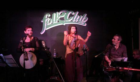 Da settembre a maggio oltre trenta concerti al FolkClub