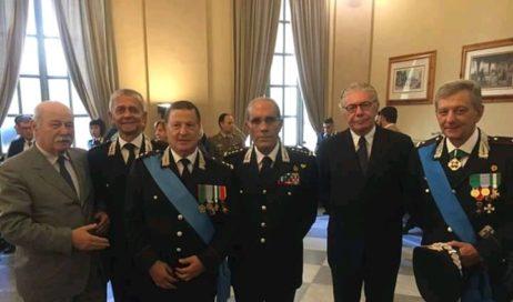 """Torino. Avvicendamento a capo della Legione Carabinieri """"Piemonte e Valle d'Aosta"""""""