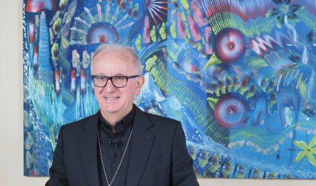 """Il vescovo Derio presenta la lettera """"Vuoi un caffè?"""" (parte III) – """"La danza"""" di Matisse"""