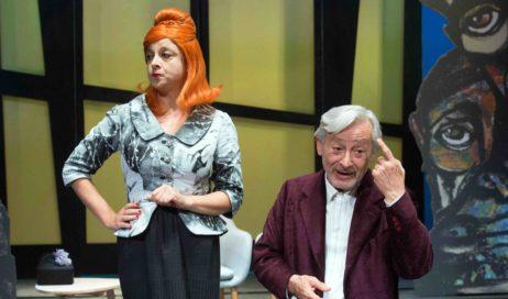 """Pinerolo. Al Teatro Sociale """"Pensaci Giacomino"""" con Leo Gullotta"""