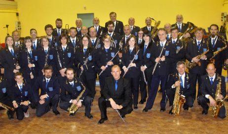 Inverso Pinasca. L'Unione Musicale festeggia Santa Cecilia