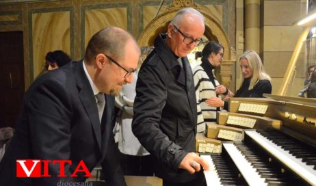 [Photogallery]. Inaugurato il nuovo organo degli Oblati