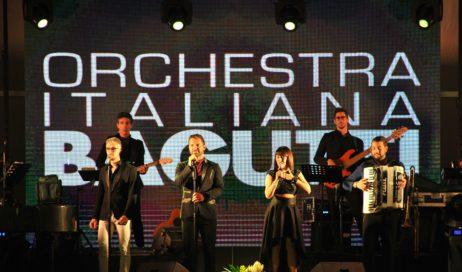 Cavour. L'Orchestra Italiana Bagutti a Tuttomele