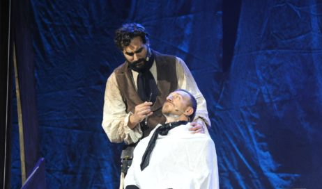 Torino. Sweeney Todd approda al Teatro Colosseo