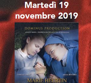 """Fede con cinema. Martedì 19 ottobre a Pinerolo il film """"Marie Heurtin. Dal buio alla luce"""""""