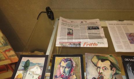 [Photogallery]. Anche Pinerolo ha la sua mostra dedicata a Giovanni Carena