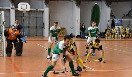 Sestriere. Per l'Hockey Indoor un esordio in alta quota