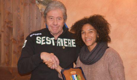 Sestriere. La Juventus Women sale al Colle per festeggiare il titolo di Campione d'Inverno