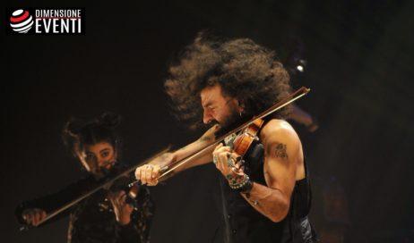 Torino. Ara Malikian, grande ritorno al Teatro Colosseo