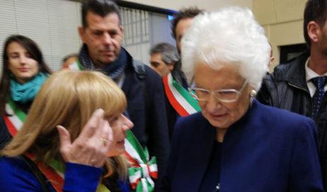 Milano. Anche Zoggia e Sadone all'incontro dei sindaci con Liliana Segre