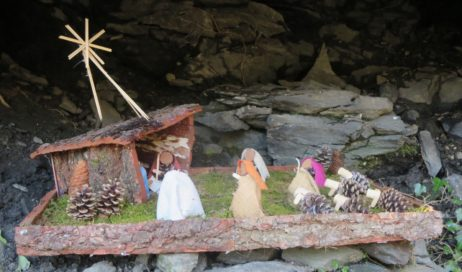 A Pinasca non è Natale senza presepi