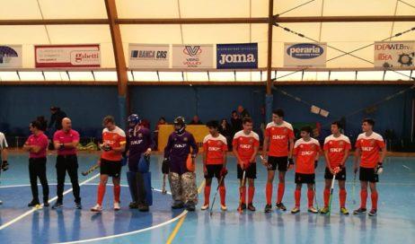 Villar Perosa. Il fine settimana dell'Skf Hockey Valchisone
